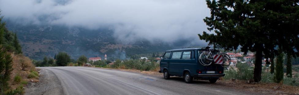 Potovanje po Grčiji 2010