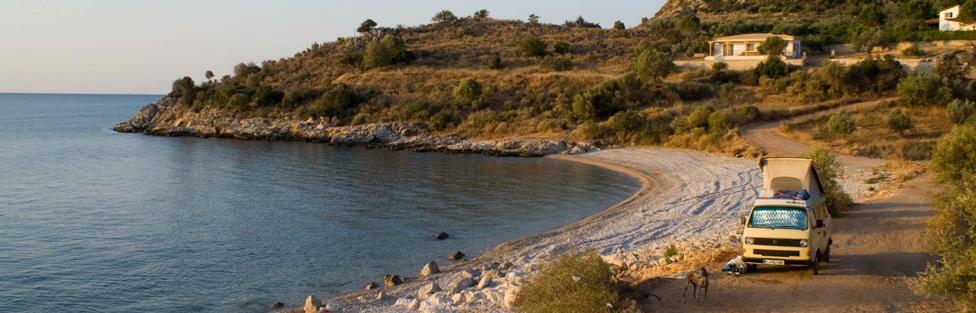 Potovanje po Grčiji 2012